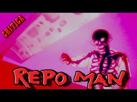 Critica: REPO MAN (1984)  #El baúl de los horrores
