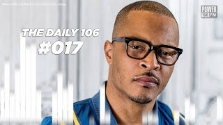 T.I. Questions Desiigner's Articulation | #TheDaily106 017