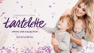 Meet tartelette Cara Loren: Super Mom