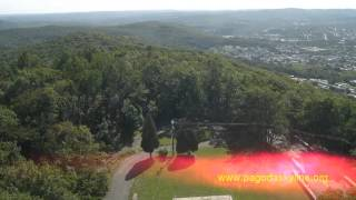 Wm Penn Memorial Fire Tower Camera 1 Timelapse October 6
