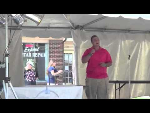Michael Furneaux  Lapeer Days Talent Competition Round 2