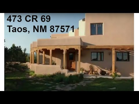 473 CR 69 Taos, NM 87571