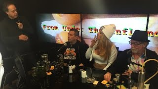 LIVE NEXT: From Under The Seed Desk With Marijuana Man by Pot TV