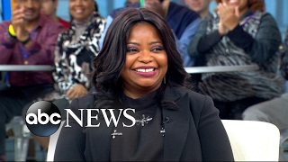 Nonton Octavia Spencer Interview On Oscars Night And  The Shack  Film Subtitle Indonesia Streaming Movie Download