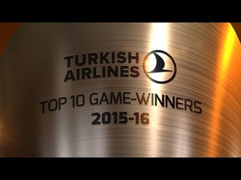 #FANSCHOICE Top 10 Game-winners