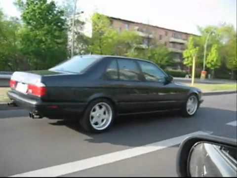 Black7er BMW E32 730i