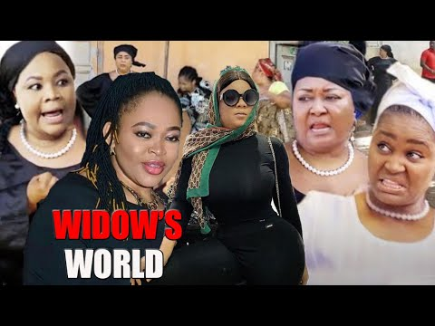 Widow's World Part 3&4 (New Movie) - 2020 Latest Nigerian Nollywood Movie Full HD