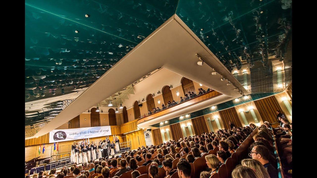 Final day of Festival of Songs Olomouc 2017