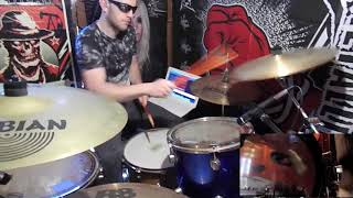 Avenged Sevenfold - Beast and the harlot ((Drum Cover)