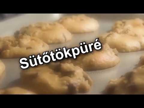 Sütőtök püré - Bakó Gyöngyi