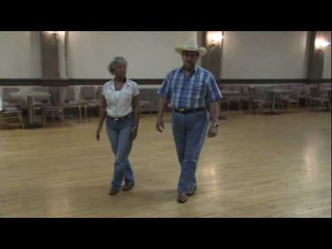Country Line Dance- Vine Step