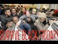 How To Survive Black Friday!