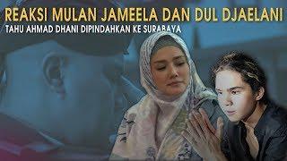 Video Reaksi Mulan Jameela dan Dul Jaelani Tahu Ahmad Dhani Dipindah MP3, 3GP, MP4, WEBM, AVI, FLV Februari 2019