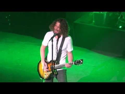 Soundgarden - Live in Minneapolis MN - Orpheum Theatre 2013 (HD)