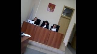 Судьям сказали о подлости при крышевании бандитов в форме