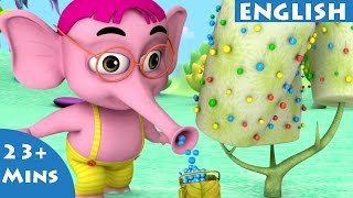 Video Snoogle Berry Delight | The Dazzle Land Snoogle Berry | Bommi and Friends English Kids Videos MP3, 3GP, MP4, WEBM, AVI, FLV September 2018