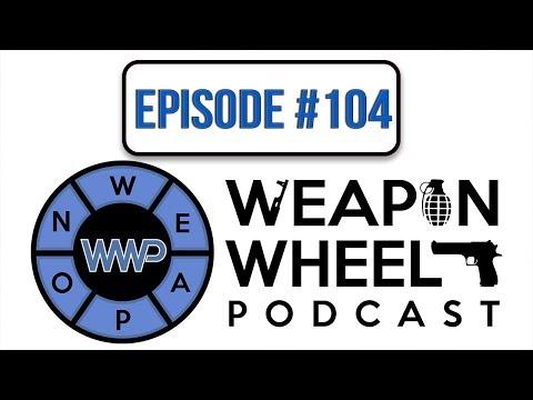 Hellblade   Lawbreakers   PS4 5.0   Xbox One Dashboard - Weapon Wheel Podcast 104