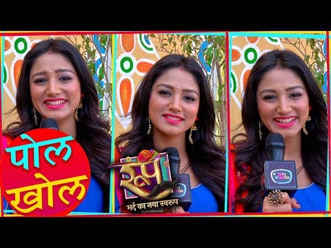 Donal Bisht aka Ishika Patel Of Roop - Mard Ka Naya Swaroop Reveals Secret Of Sets | Pol Khol