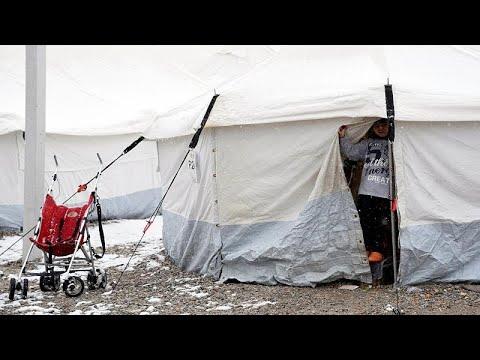 Προβλήματα στους προσφυγικούς καταυλισμούς λόγω «Ωκεανίδος»…