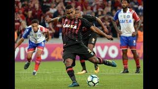 Atlético Paranaense x Bahia - Gol de Nikão