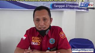 BNNK Gayo Lues Laksanakan Bimtek Perangkat Desa Se Kecamatan Kutapanjang