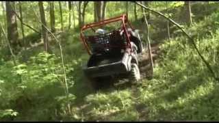 4. 2012 kawasaki Teryx Sport Woods Test