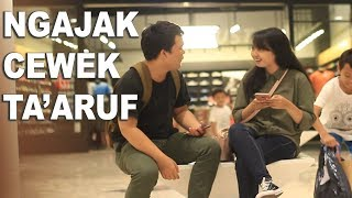 Video KAGET BAPER ! NGAJAK TA'ARUF ke CEWEK YANG GAK DI KENAL - PRANK INDONESIA BRAM DERMAWAN MP3, 3GP, MP4, WEBM, AVI, FLV Februari 2019