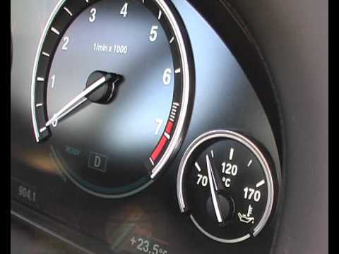 BMW F01 750i Active Hybrid 7 Test drive
