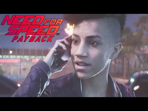 NEED FOR SPEED PAYBACK All Cutscenes Full Movie (Game Movie)