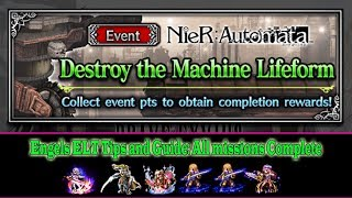 Learn how to defeat Engels on the Destroy the Machine Lifeform ELT difficulty. Thanks for watching, please hit the like button and subscribe to my channel for more ff be guides.