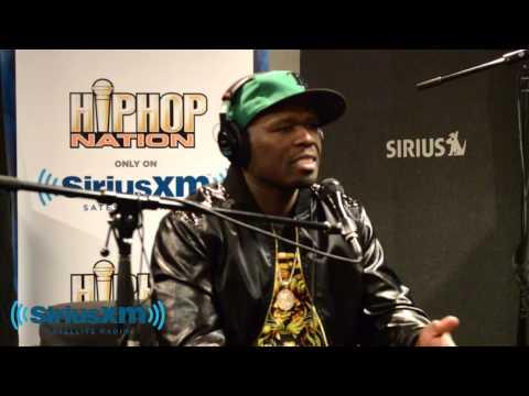 DJ Envy interviews 50 Cent on SiriusXM Satellite Radio - Hiphop Nation