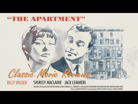 Classic Movie Reviews: The Apartment (1960)