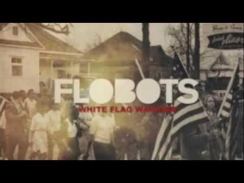 Tekst piosenki Rise Against - White Flag Warrior (the flobots feat.Tim McIlrath) po polsku