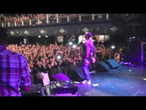 Tinie Tempah | Tinie Tempah: Braap Pack Tour Best Bits (Pt:1)