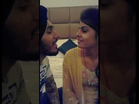 Sardarni Sardar Hot Kising Video