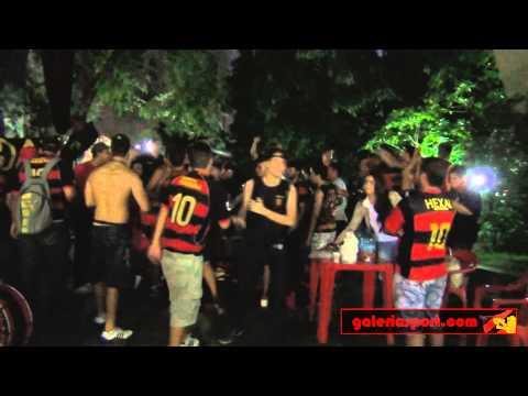 Video - Brava Ilha em Sport 2 x 0 Náutico - Copa Sul-Americana 2013 - Brava Ilha - Sport Recife - Brasil