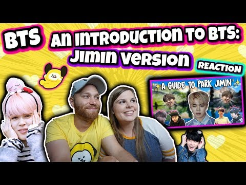 An Introduction to BTS: Jimin Version Reaction
