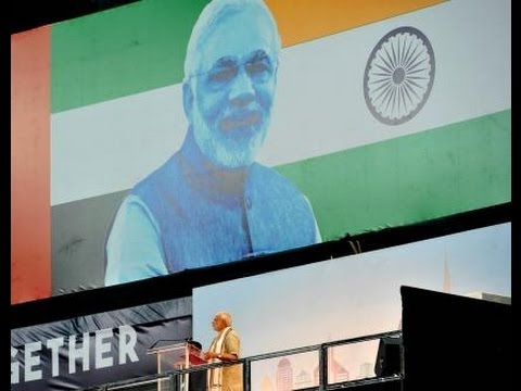 Full Video: PM Modi addresses (speech)  the Indian Community at Dubai Cricket stadium