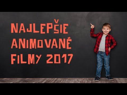 Animované filmy 2017: Najlepšie kreslené rozprávky pre deti online SK