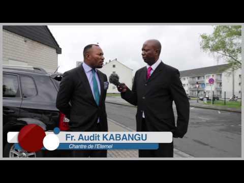 Entretien avec le frère Audit Kabangu
