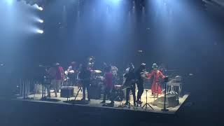 Arcade Fire, Boy George, Florence Welch & Preservation Hall Jazz Band - Wake Up - Wembley Arena 13.