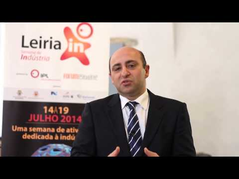 Leiria-in, Nuno Mangas - Presidente do Instituto Politécnico de Leiria