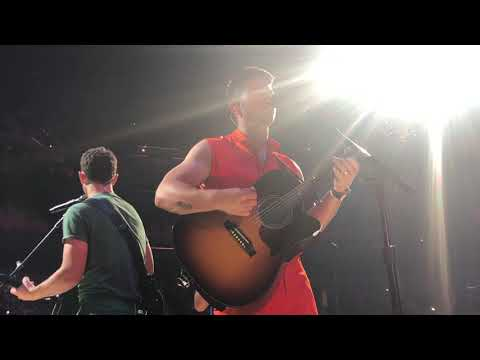 Jonas Brothers Can't Have You - San Francisco Front Row B Stage 10/8/19