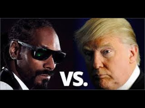 Snoop Dogg ROASTS Donald Trump in his face