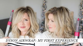 Video My FIRST TIME trying the Dyson Airwrap Styler MP3, 3GP, MP4, WEBM, AVI, FLV Agustus 2019