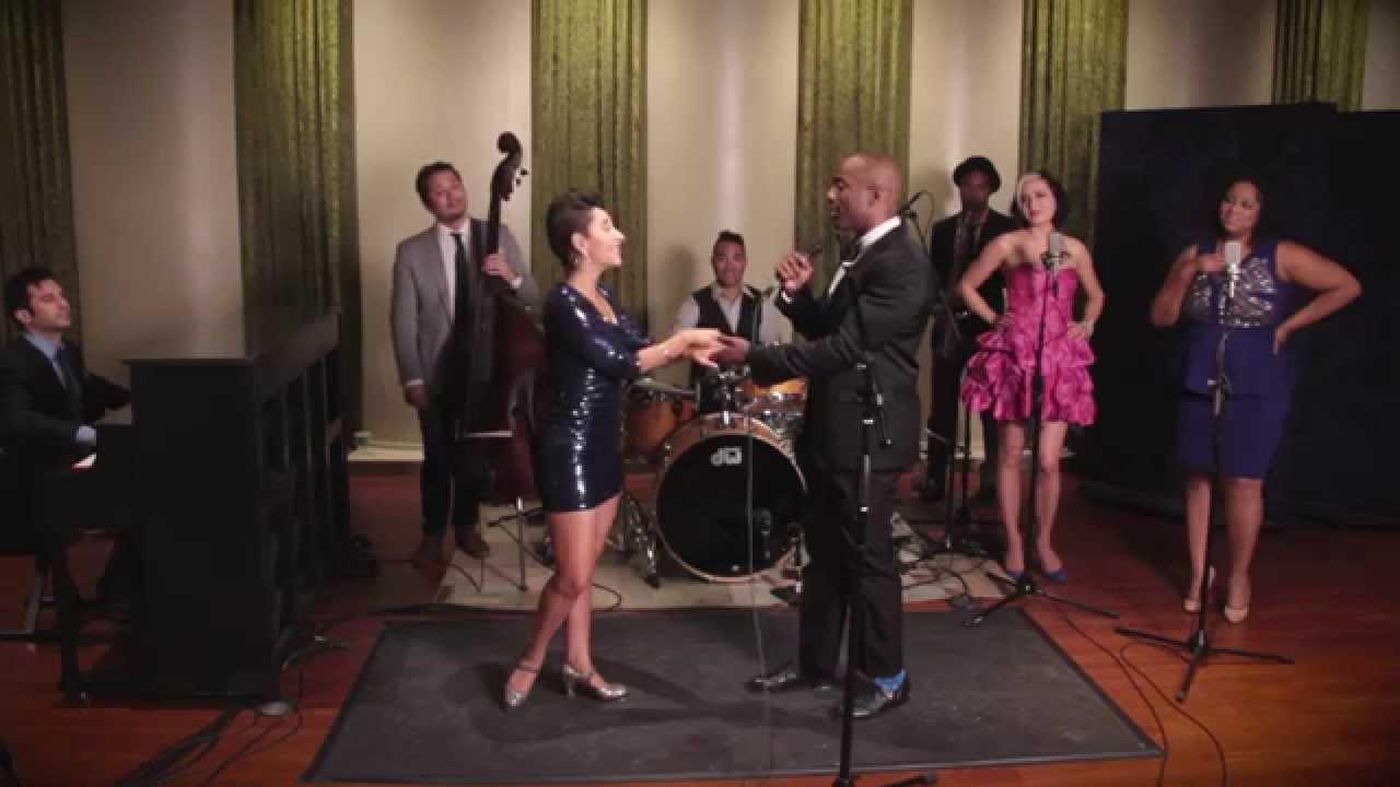 I Don't Mind – Vintage Las Vegas Style Usher Cover ft. Wilkie Ferguson