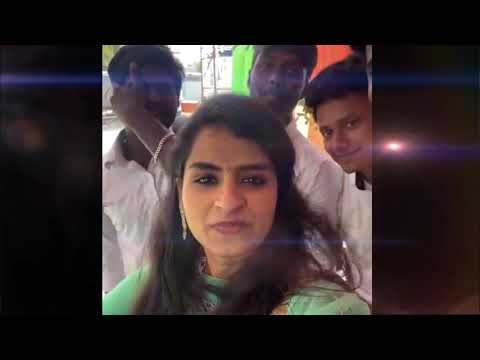 💞Shivangi Latest Celebration Video | Cook With Comali Season 2 |