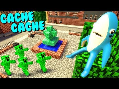 NOUVEAU CACHE CACHE MINECRAFT !! (Garry's Mod) (видео)