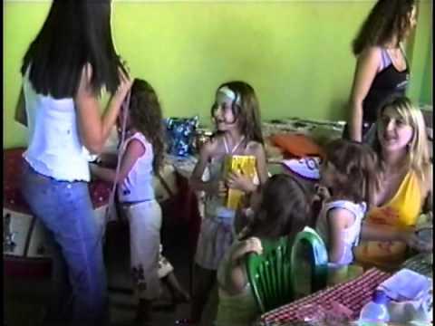 Natal da Familia Groberio e Carminati em Vila Valério - ES