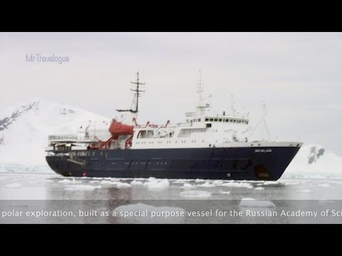mv Ortelius - A Virtual Tour - Antarctica, February 2016
